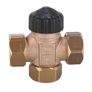 Клапаны трехходовые - 125