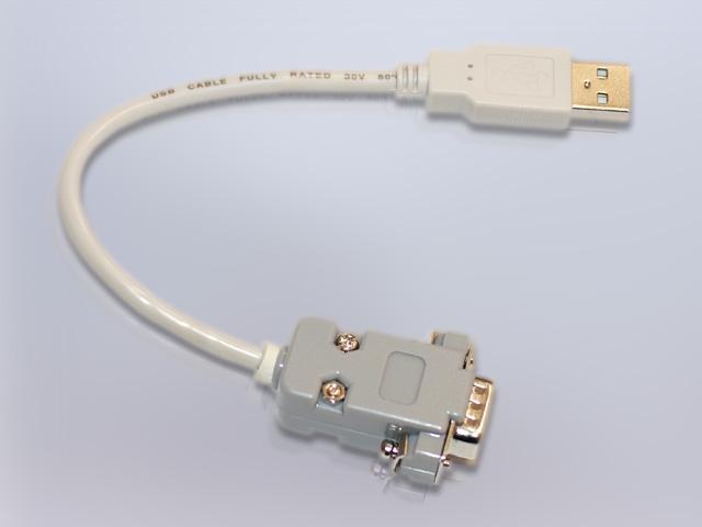 Преобразователь интерфейсов USB-RS232 ВКТ7