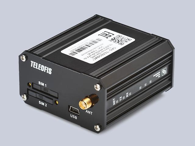 GPRS/3G TCP терминалы TELEOFIS WR