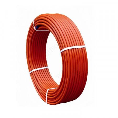 Труба для теплого пола Fusitek PE-RT тип II 16 x 2.0 мм, t.раб=40-60 °C, 6 бар (в бухте 200 м)