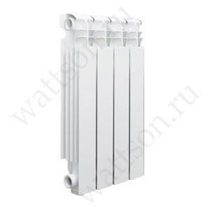 Радиатор литой биметаллический Wattson BM 500 080 12 секций