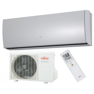 Сплит-система Fujitsu Deluxe Slide Inverter 12 с датчиком движения (ASYG12LTCA/AOYG12LTC)