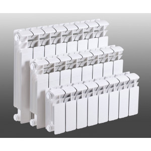 Радиатор биметаллический RIFAR B500 11 секций.