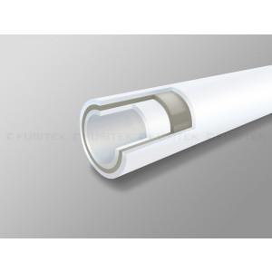 FUSITEK, Труба PN20 FASER SDR 7.4 (W) S3.2 — 20 х 2,8 (4 м, стекловолокно)