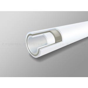 FUSITEK, Труба PN20 FASER SDR 7.4 (W) S3.2 — 110 х 15,1 (4 м, стекловолокно)