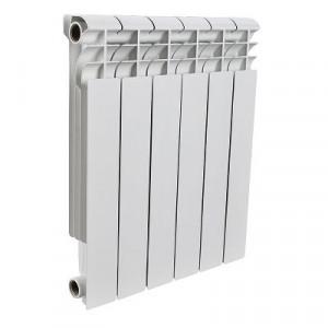 Радиатор алюминиевый ROMMER Profi 500 8 секций