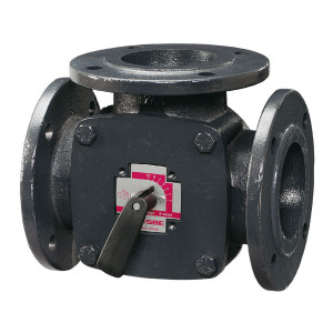 ESBE, Клапан 3-х ходовой смесительный 3F Ду 125, Kvs 280,0