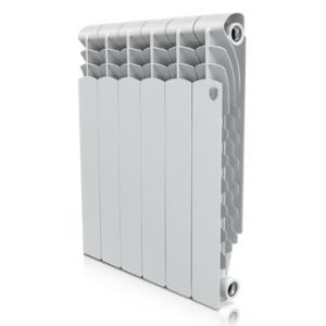 Радиатор алюминиевый Royal Thermo Revolution 500х6 секций