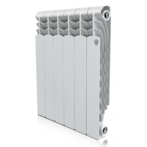 Радиатор алюминиевый Royal Thermo Revolution 500х12 секций