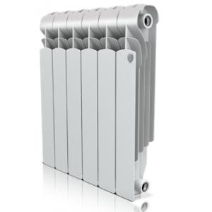 Радиатор алюминиевый Royal Thermo Indigo 500х6 секций