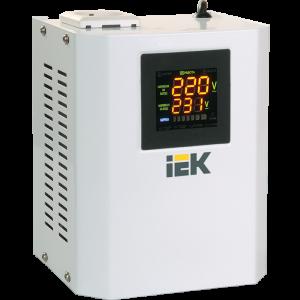 IEK, Стабилизатор напряжения серии Boiler 0,5 кВА