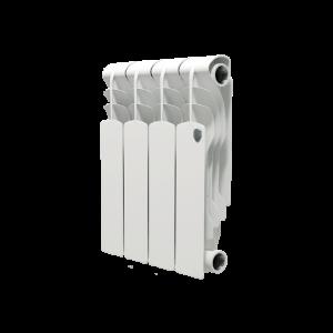 Радиатор алюминиевый Royal Thermo Revolution 350х6 секций