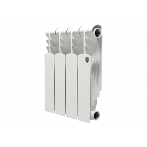 Радиатор алюминиевый Royal Thermo Revolution 350х8 секций