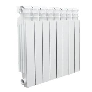Радиатор литой алюминиевый Wattson AL 500/80 6 секций