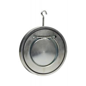АДЛ, Клапан обратный поворотный ГРАНЛОК ЗОП-065, Ру16, Тмакс=110°С