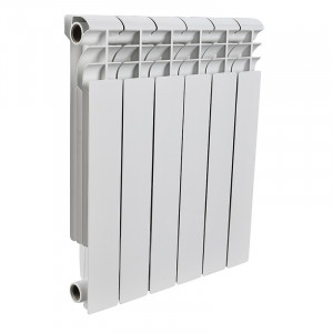 Радиатор биметаллический Rommer Profi Bm 500, 4 секции