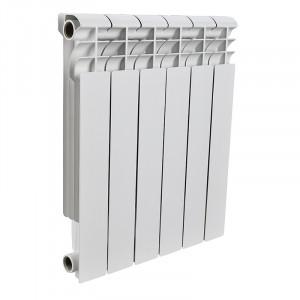 Радиатор биметаллический Rommer Optima Bm 500, 8 секций