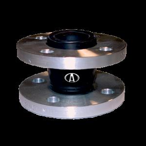 АДЛ Гибкая вставка (компенсатор) FC10-150, Ду 150, РУ 10, р/р Тmax=95°C
