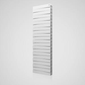 Радиатор биметаллический Royal Thermo PianoForte Tower/Bianco Traffico - 18 секц.
