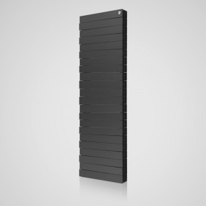 Радиатор биметаллический Royal Thermo PianoForte Tower/Noir Sable - 22 секц.