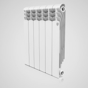 Радиатор биметаллический Royal Thermo Revolution Bimetall 350 4 секции