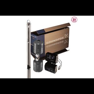 Комплект с насосом Grundfos SQE 3-65